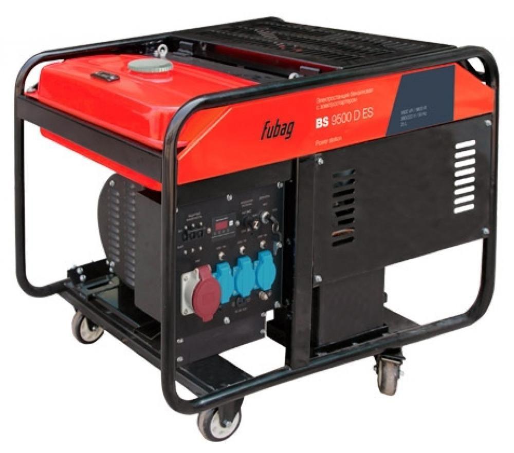 Fubag BS 9500 D ES