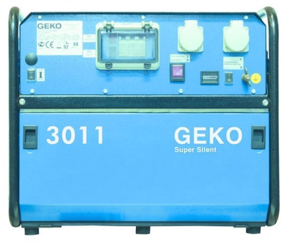 Geko 3011 E - AA/HEBA SS