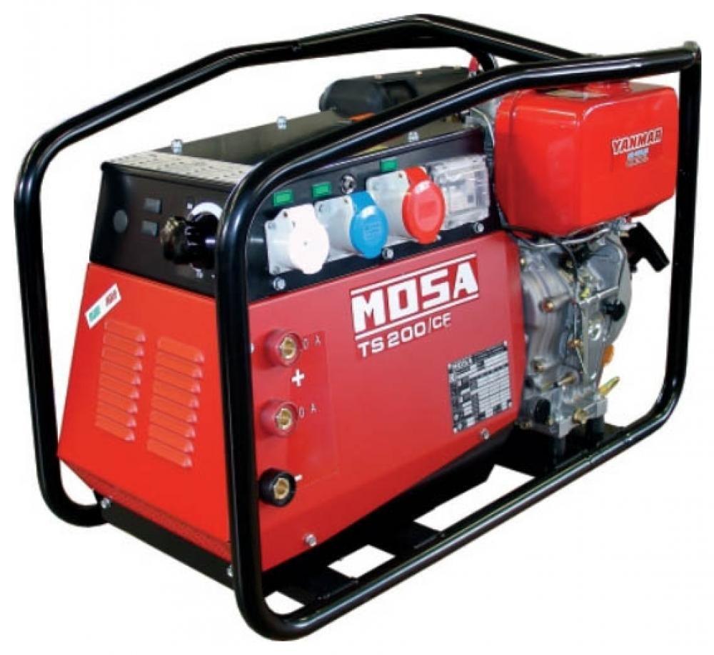 MOSA TS 200 DS/CF