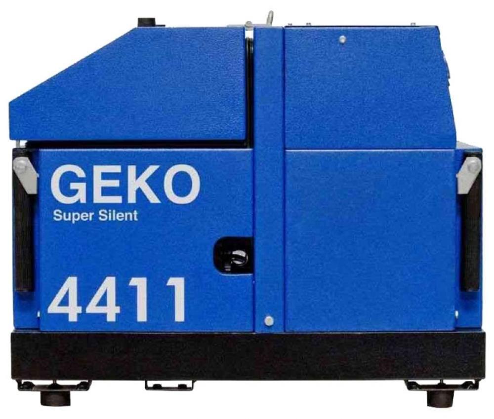 Geko 4411 E - AA/HHBA SS