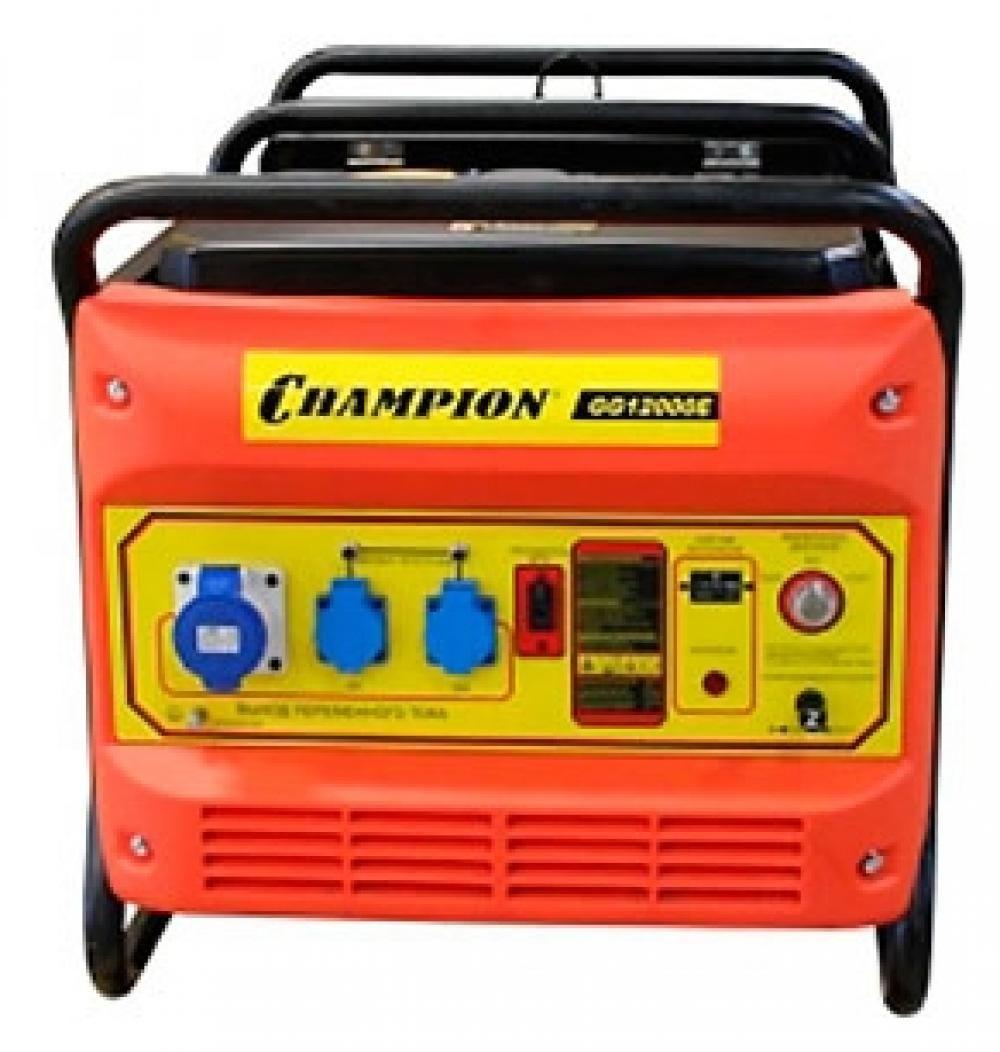 Champion GG12000E