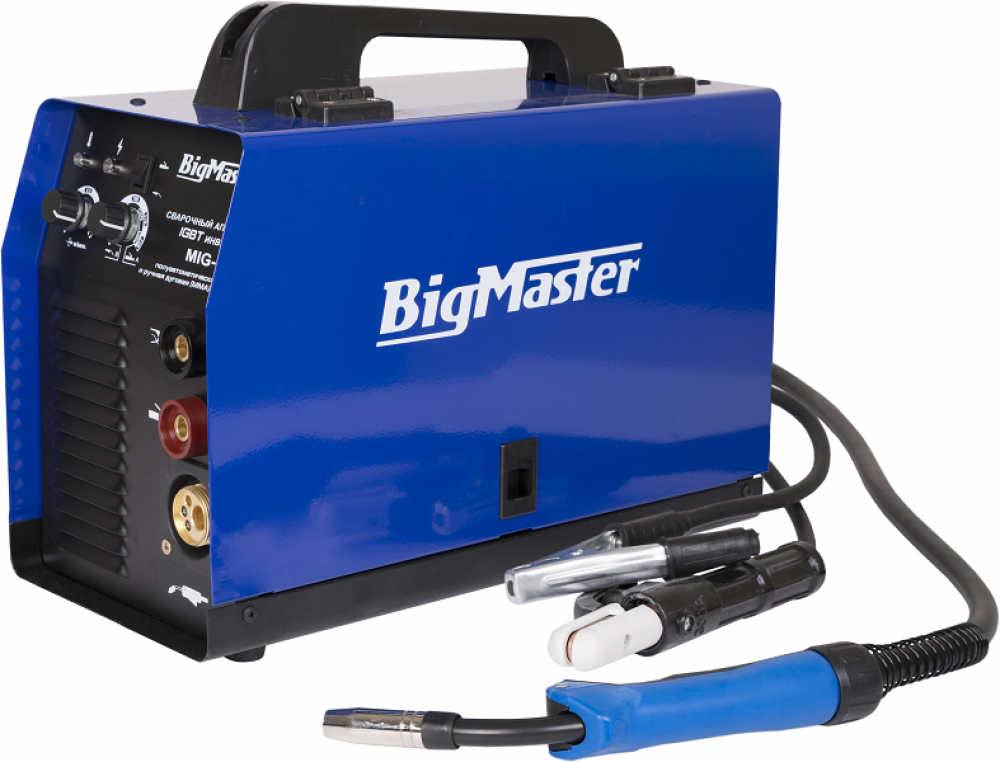 Bigmaster MIG-200