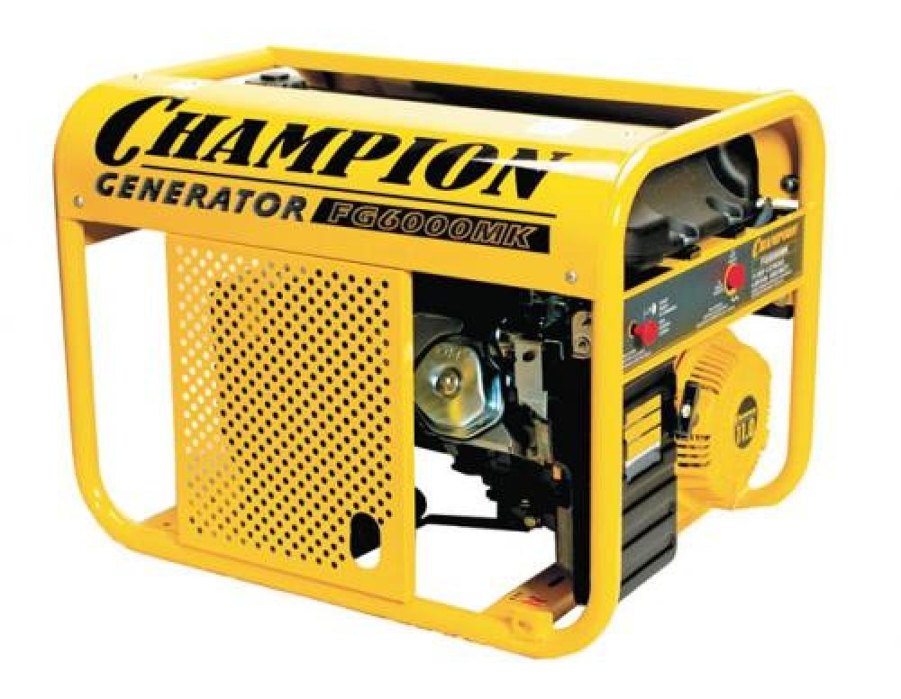 Champion FG6000MKTD