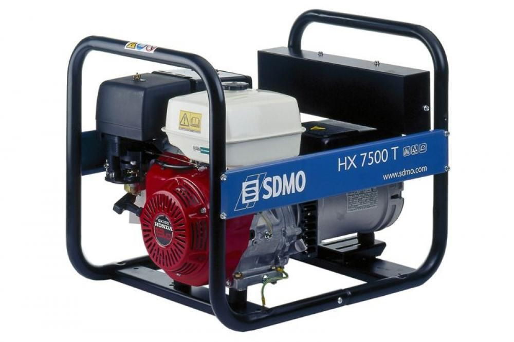 SDMO HX 7500 T C