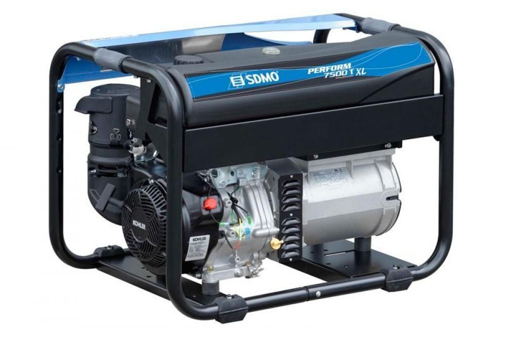 SDMO PERFORM 7500 T XL C5