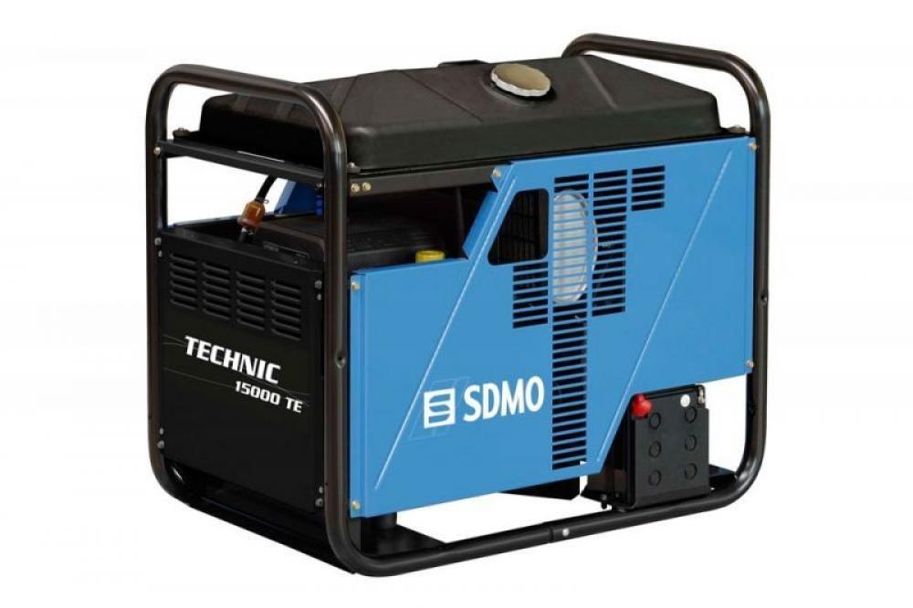 SDMO Technic 15000 TA AVR C5