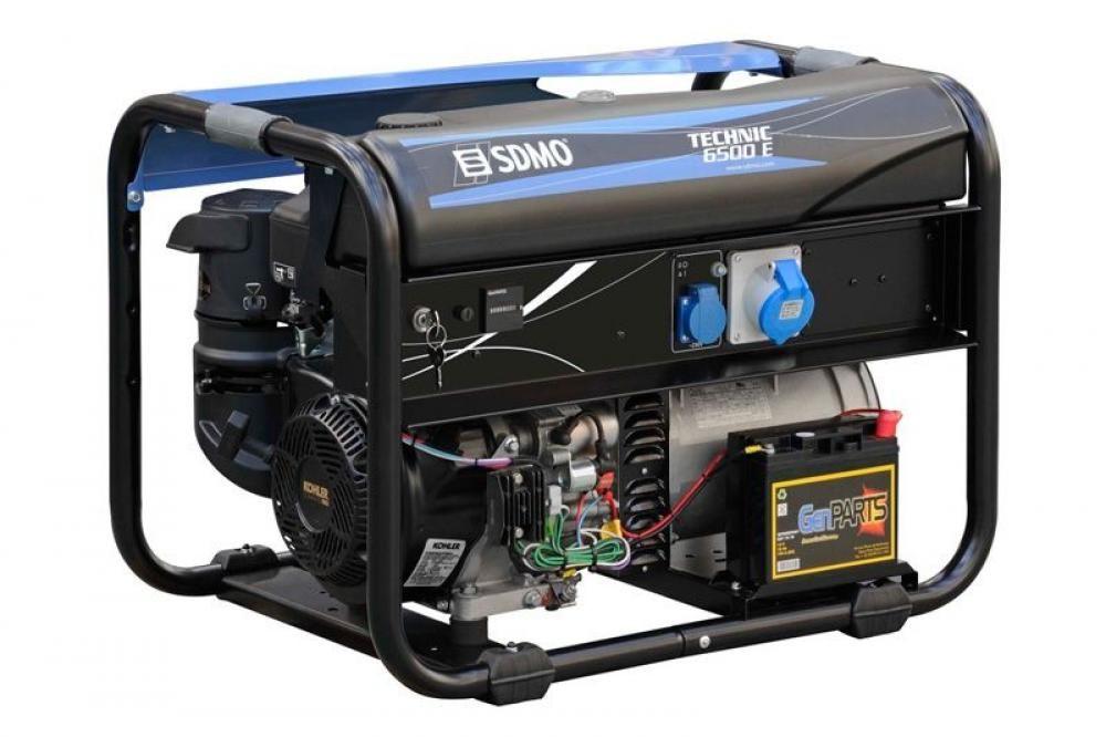 SDMO TECHNIC 6500E