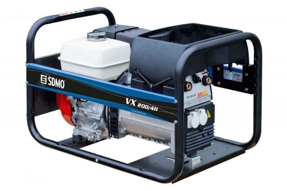 SDMO VX200 4H