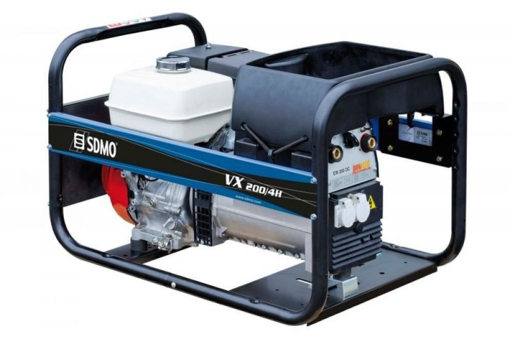 SDMO VX200 4H S