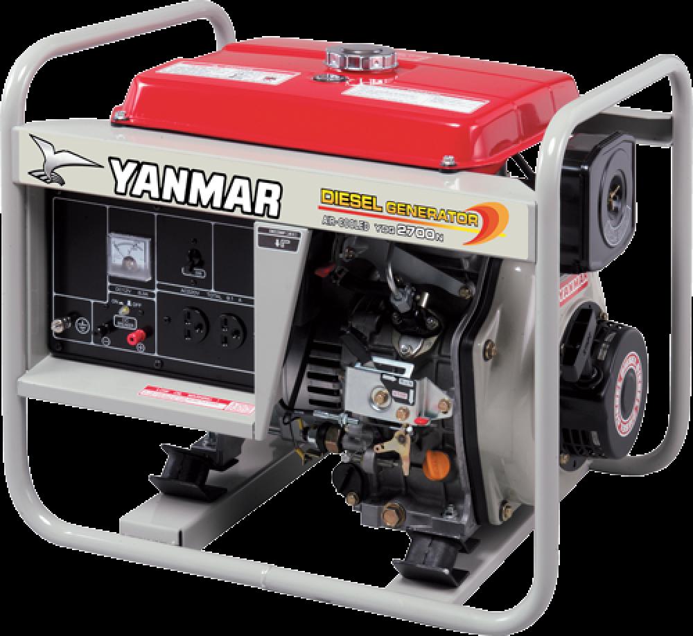 Yanmar YDG 2700 N (E)