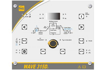 HUGONG WAVE 315D III (+ БЖО И Т)