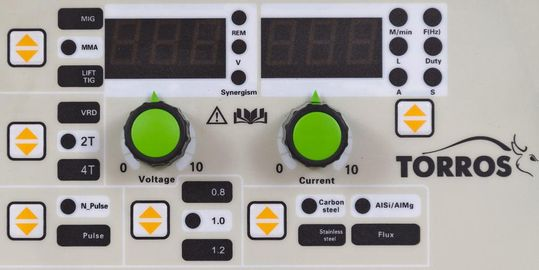 TORROS MIG-200 Pulse (M2004)