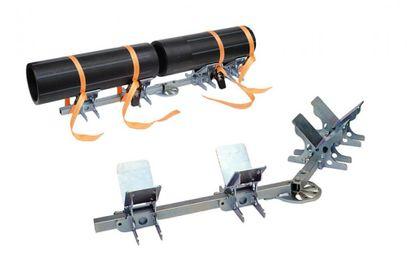 RITMO Ремешковые позиционеры ECO для труб 63-180 мм