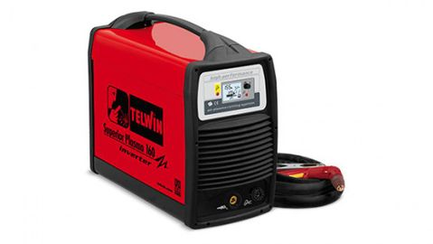 Telwin Superior Plasma 160 400V с аксессуарами
