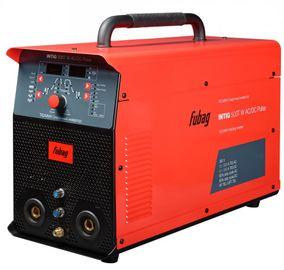 Fubag INTIG 500 T AC/DC PULSE с горелкой, блоком охлаждения, тележкой