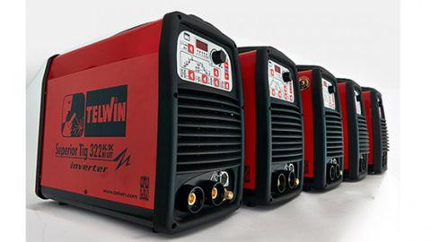 Telwin Superior TIG 322 AC/DC-HF/Lift VRD