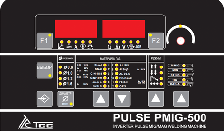 ТСС PULSE PMIG-500