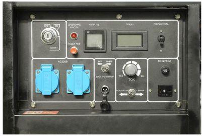 ТСС PRO DGW 3.0/250E-R