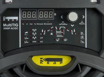 КЕДР MultiTIG-2000P AC/DC, 220В