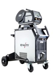 EWM Titan 350 XQ puls  с жидкостным охлаждением