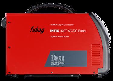 Fubag INTIG 320 T AC/DC PULSE горелка + модуль охлаждения + тележка
