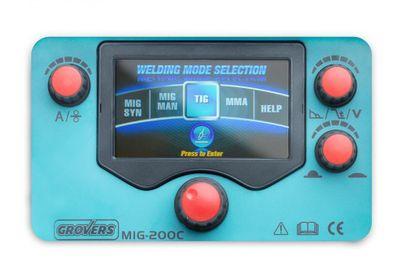 Grovers MIG 200 C