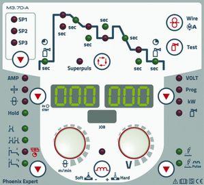 EWM PHOENIX 351 Progress puls MM 2DVX FDW