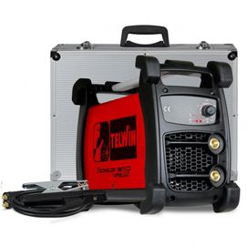 Telwin TECHNOLOGY 186 XT MPGE + ACC IN ALU CARRY CASE