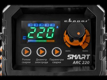 Сварог REAL SMART ARC 220 (Z28403)