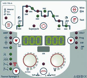 EWM TAURUS 551 SYNERGIC S MM FDW с датчиком потока охлаждающей жидкости