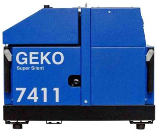 Geko 7411 ED - AA/HHBA SS