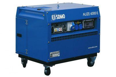 SDMO ALIZE 6000 E