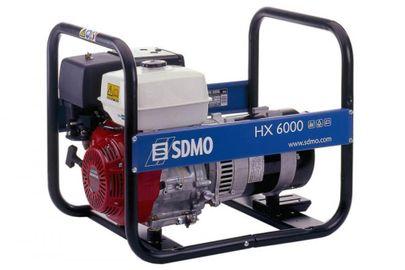 SDMO HX 6000 C