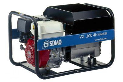 SDMO VX 200/4 H-C