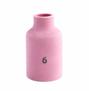 Aurora Сопло керамическое GasLens TIG17-18-26 d.9,5 (№6) (10 шт.)