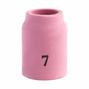 Aurora Сопло керамическое GasLens TIG9-20-25 d.11 (№7) (10 шт.)