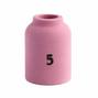 Aurora Сопло керамическое GasLens TIG9-20-25 d.8,0 (№5) (10 шт.)