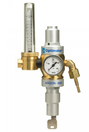 GasIQ Optimator Lock Ar/Mix 34l/min 3/4-3/8 с ротаметром и блокировкой расхода газа ключом