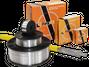 FoxWeld Проволока алюминиевая AL Si 5 (ER-4043) д.1.0мм 7кг